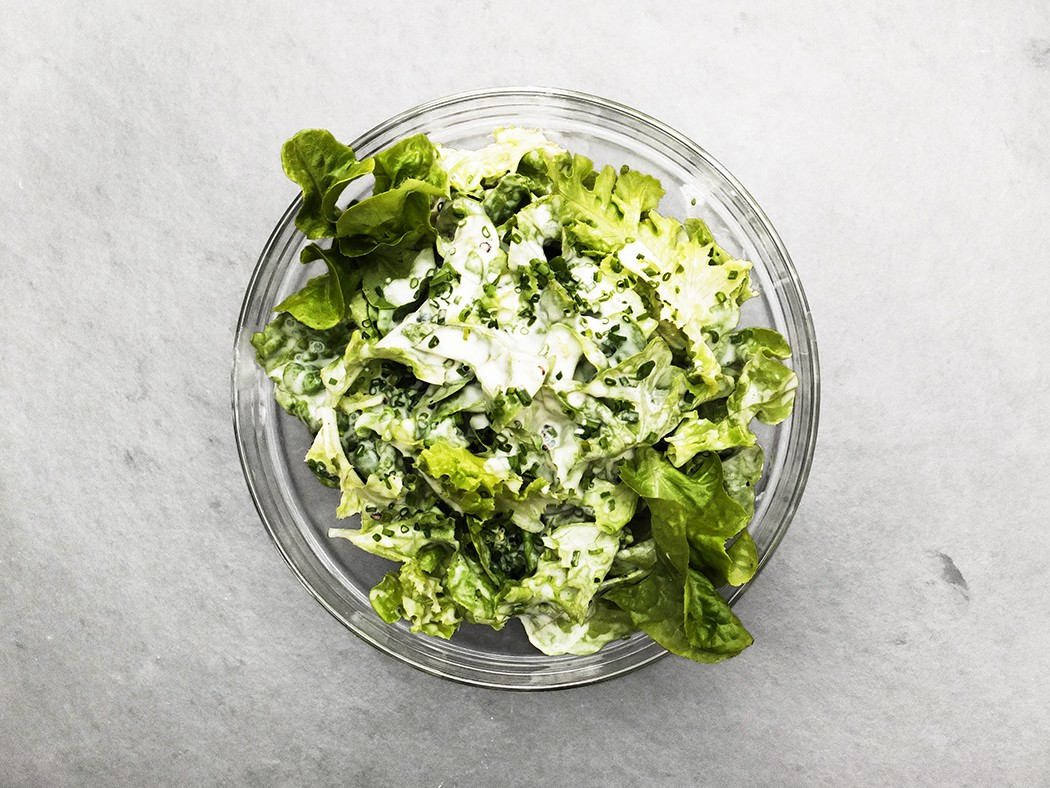 butterhead-lettuce-salad-with-sweet-cream-dressing-1